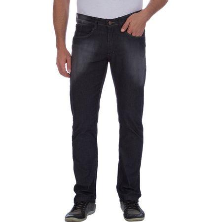 Calça Jeans Masculina Preta Upper