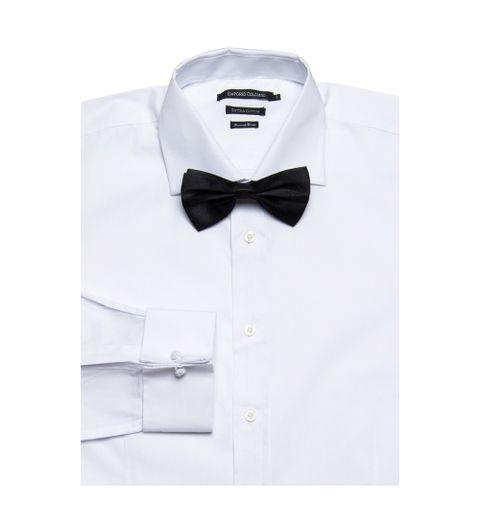 752ec81edf2c6 camisa social masculina branca com gravata borboleta 5 - Camisaria ...