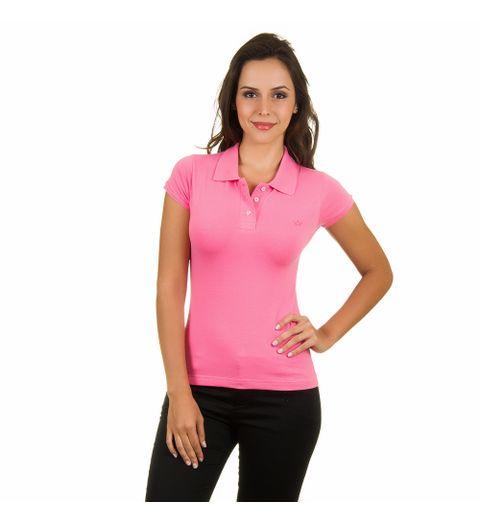 blusa feminina vermelha lisa - p - Camisaria Colombo  bea26d3cf1a47