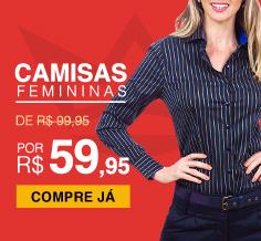 96 Horas Camisas Femininas - Desktop