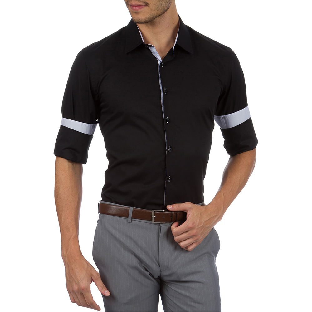 d4a4efb3c7 Camisaria Colombo · Roupas  Masculino  Camisa · 200299p0003 2