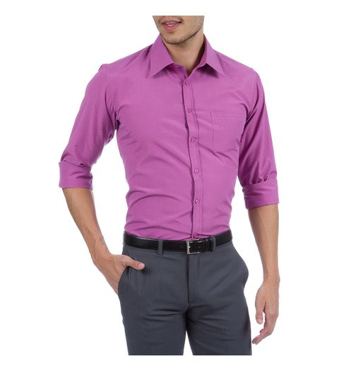 ec175a489a camisa tricoline ref. 0901 - Camisaria Colombo