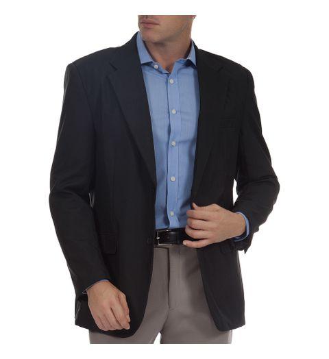 82da4f3708 blazer masculino bege poliester - Camisaria Colombo