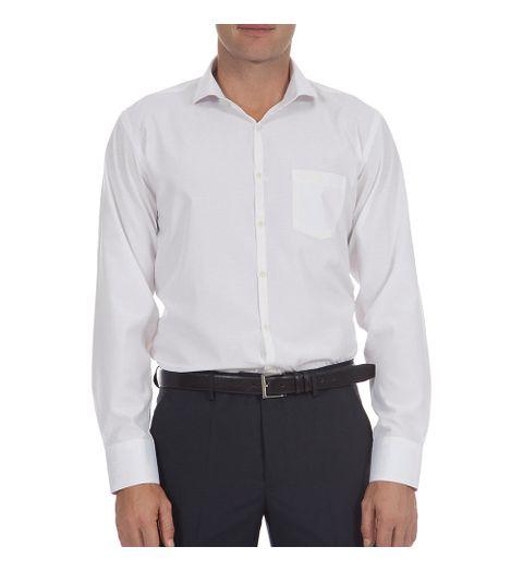 79e78ba35cc56 camisa social masculina lisa branca m - Camisaria Colombo   Loja Oficial
