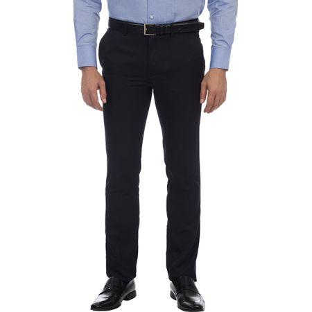 Calça Masculina Azul Marinho Texturizada