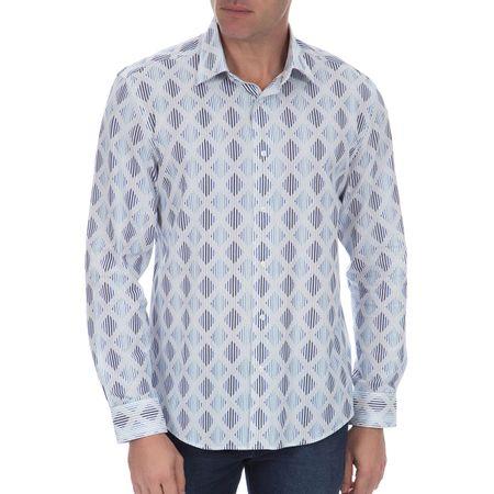 Camisa Social Masculina Upper Azul