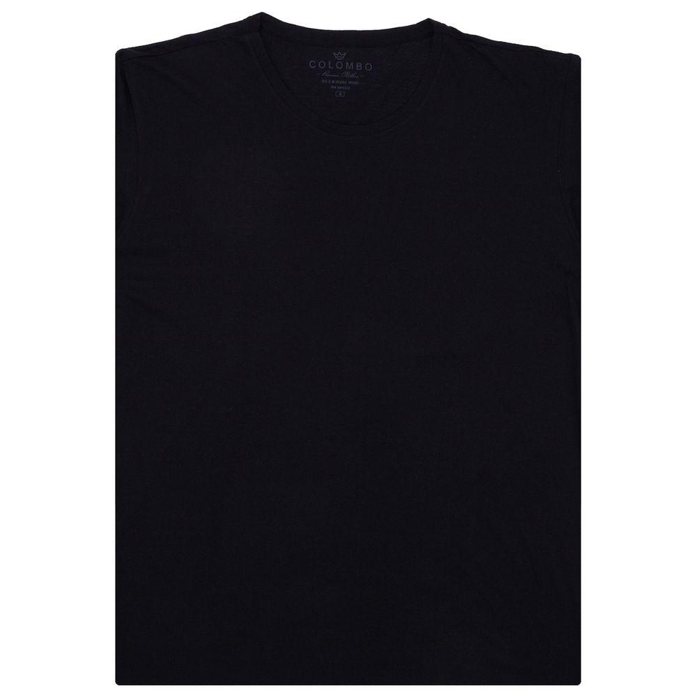 PRODUTO ADICIONADO A SACOLA. Camiseta Masculina Preta ... d10a56eb015f3