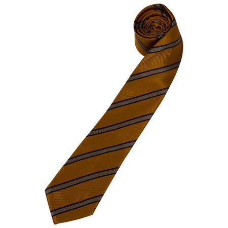Gravata Masculina Multicor  Estampada