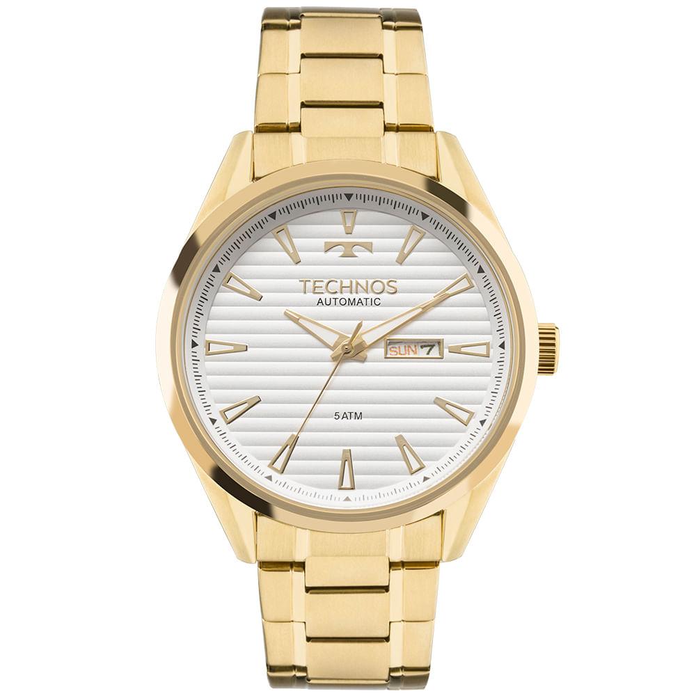 Relógio Technos Automatico Masculino 8205NX 4B - Camisaria Colombo fa0a7288c1