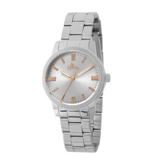 4352175f32885 Relógio Allora Feminino Encanto da Sereia AL2035FBG 4J - Dourado ...