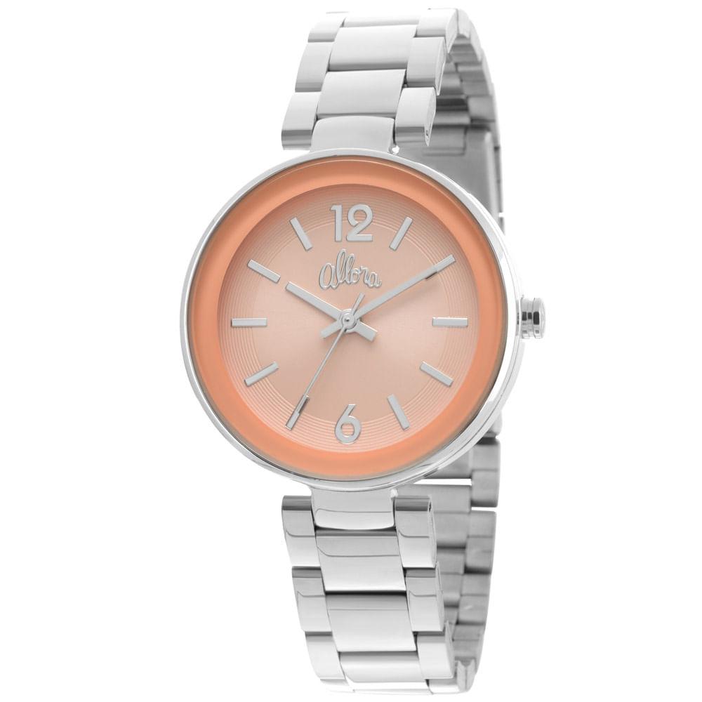 24015ed9a9c56 Relógio Allora Feminino - AL2035EXP 3M - Camisaria Colombo