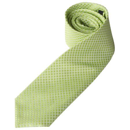 Gravata Masculina Verde Texturizada