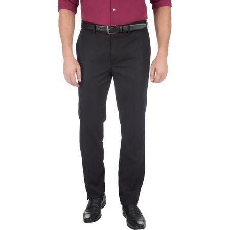 Calça Masculina Preta Texturizada