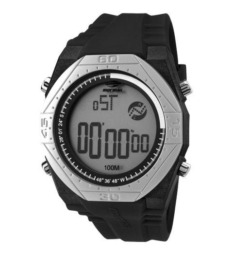 c5b9b84fbfe Relógio Mormaii Feminino Raízes Grafite MO3700AB 8C - Camisaria Colombo