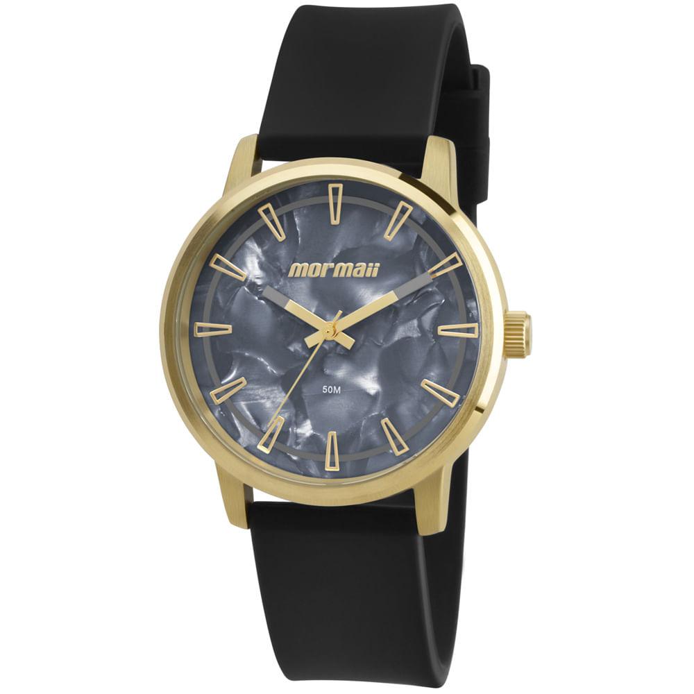 7c5d497cc67ce Relógio Mormaii Maui MO2035DN 8P Dourado - Camisaria Colombo