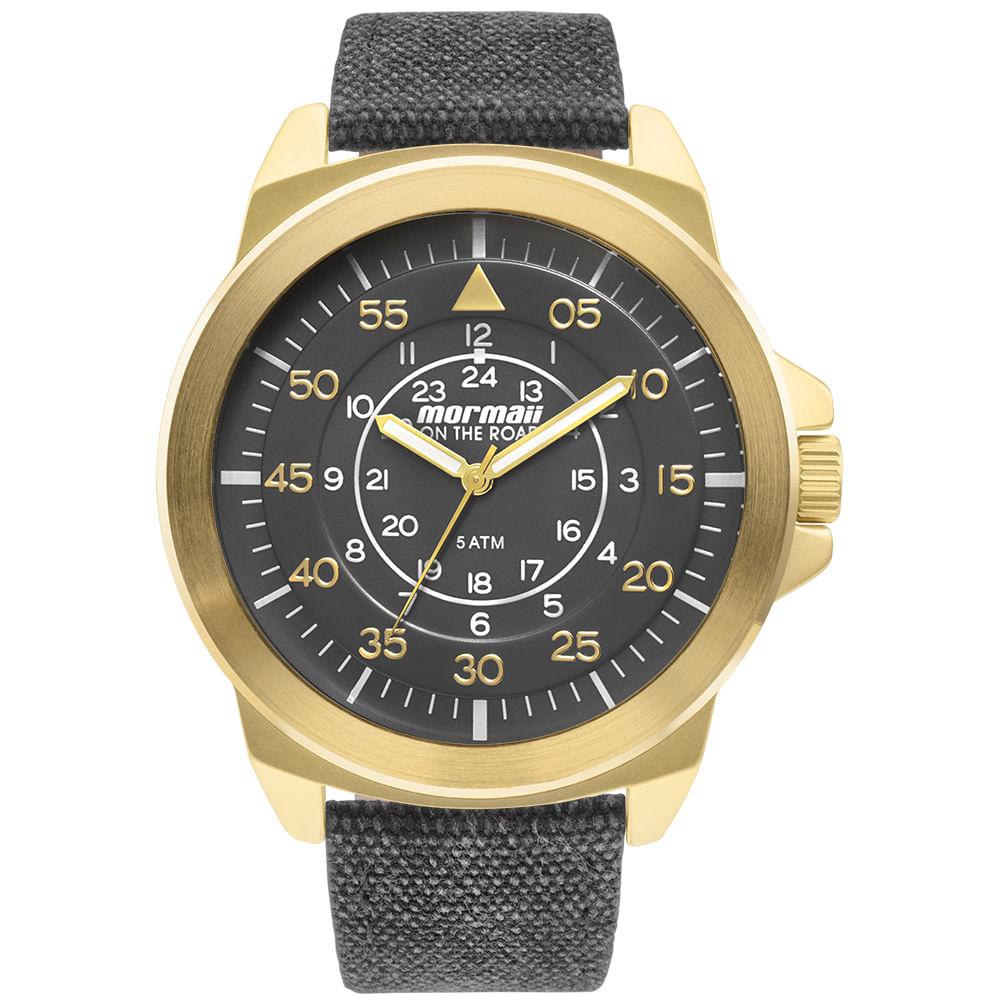 96e01db256f Relógio Mormaii Masculino Flip - MO2035HS 2A - Camisaria Colombo