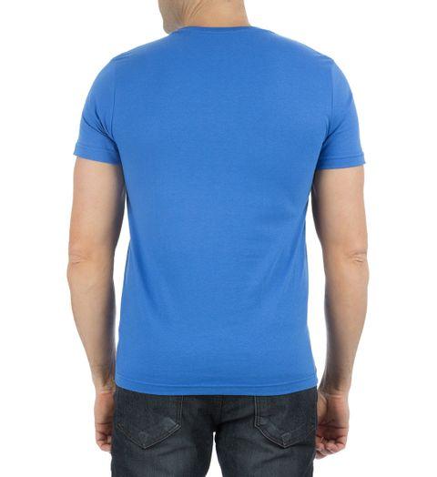 Camiseta-Masculina-Azul-