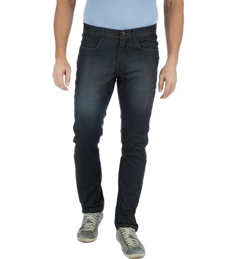Calca-Jeans-Masculina-Preta-