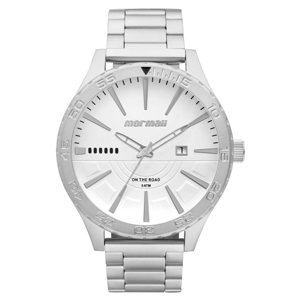 f235ff50ebe Relógio Mormaii Masculino Flip - MO2115AW 3K - Camisaria Colombo