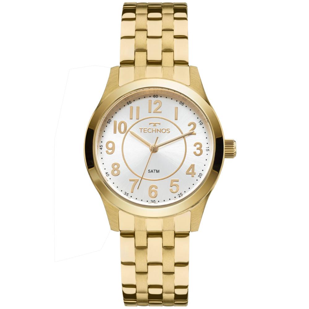 Relógio Technos Feminino Boutique 2035MJD 4K - Camisaria Colombo 2e179e99c9