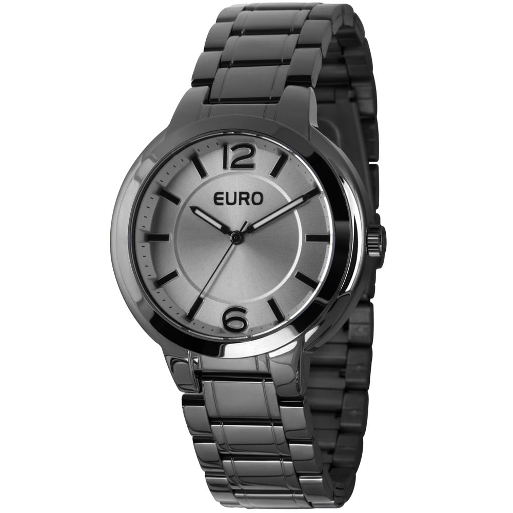 5bb976bd46f Relógio Euro Feminino Fumê EU2035LXP 3M - Camisaria Colombo