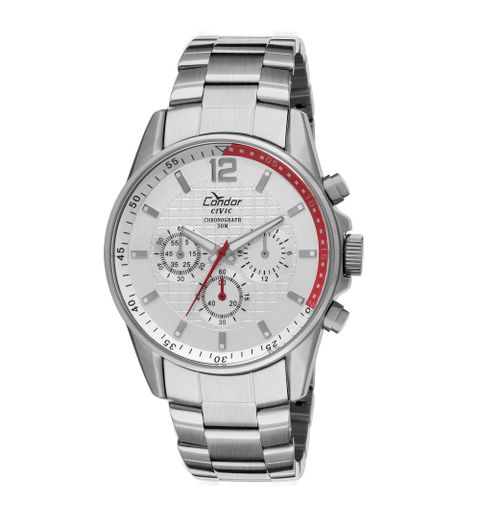 7e7bd8e0220 Acessórios - Relógio Prata – Camisaria Colombo