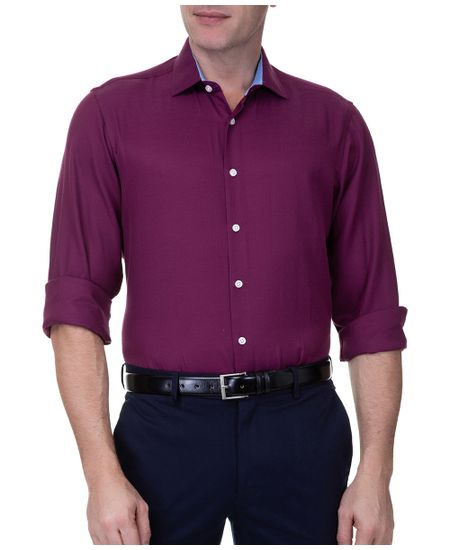 Camisa-Social-Masculina-Manga-Longa-Emporio-Colombo-Vinho-