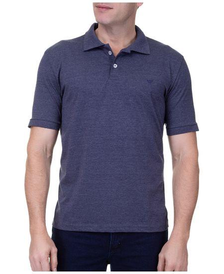 Camisa-Polo-Masculina-Azul-Marinho