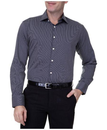 Camisa-Social-Masculina-Upper-Preta