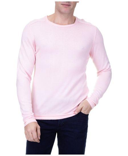 Camisa-Polo-Masculina-Com-Detalhe-Cinza-Mescla