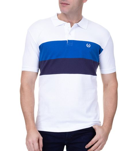 Camisa-Polo-Masculina-Com-Detalhe-Azul-Marinho