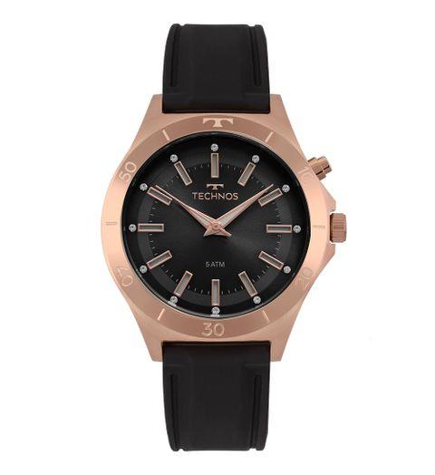 Relógio Technos Feminino Trend Rosé Y121E3AB 8P - Camisaria Colombo 0a342afc39