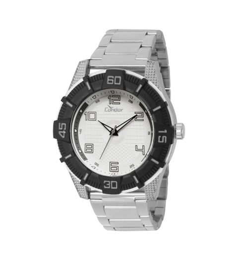 f6c13acdf6b83 Acessórios - Relógio Prata Masculino – Camisaria Colombo