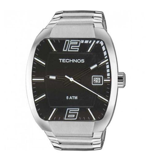 Acessórios - Relógio Technos Aço – Camisaria Colombo 9922b6fdd2