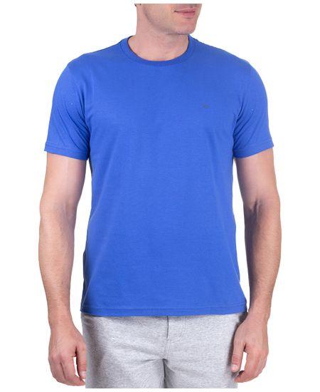 T-Shirt--Gola-Careca-Azul-Bic