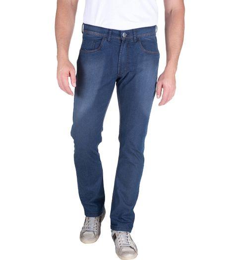 Calca-Jeans-Slim-Alg-Com-Elastano-Azul-Marinho