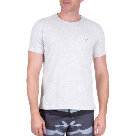 Camiseta Masculina Bege Lisa