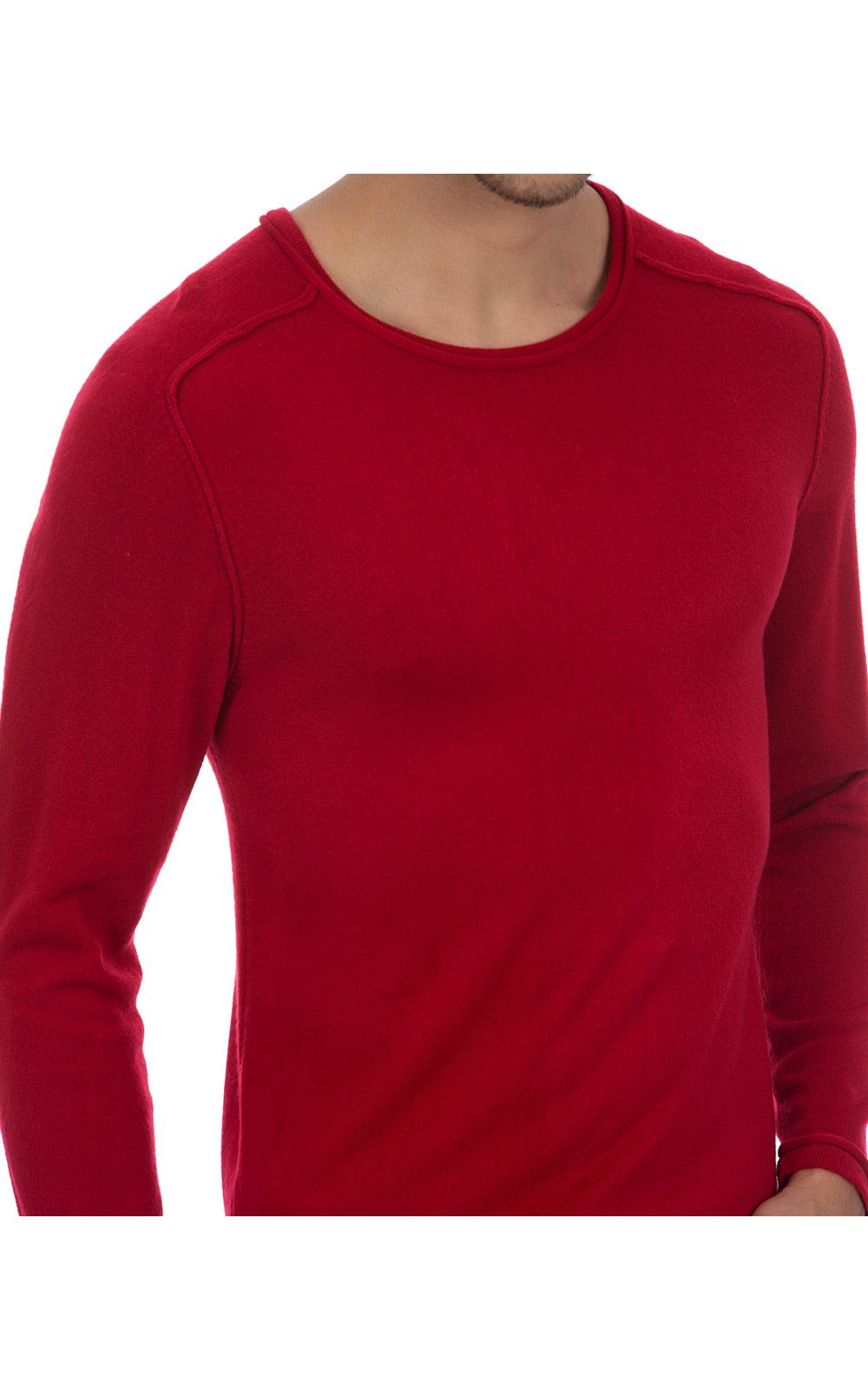 Foto 3 - Malha Masculina Vermelha
