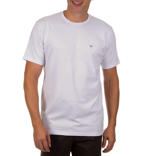 Camiseta-Masculina-Branca-Lisa