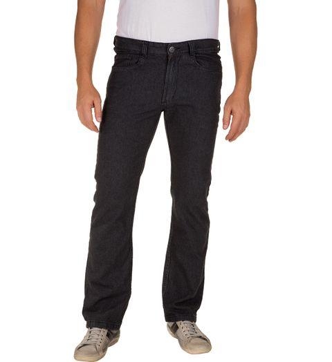 Calca-Jeans-Masculina-Preta-Lisa
