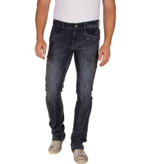 Calca-Jeans-Masculina-Preta-Texturizada