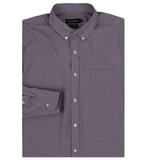 30402996ee Roupas - Masculino - Camisa Preto – Camisaria Colombo