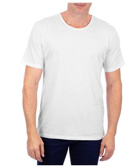 Camiseta-Basica-Meia-Malha-Com-Logo-Branco