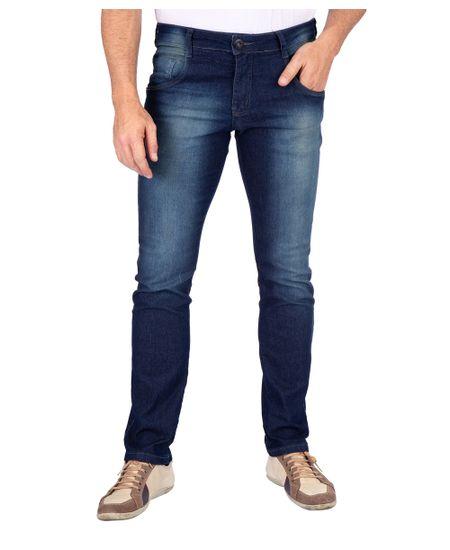 Calca-Jeans-Com-Elastano-Lavagem-Media-Azul-Indigo