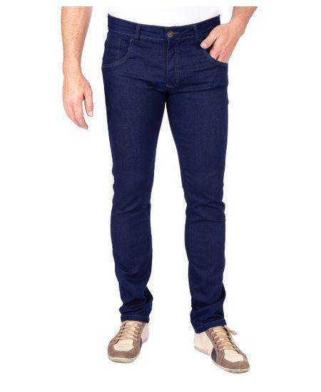 Calca-Jeans-Com-Elastano-Lavagem-Media-Azul