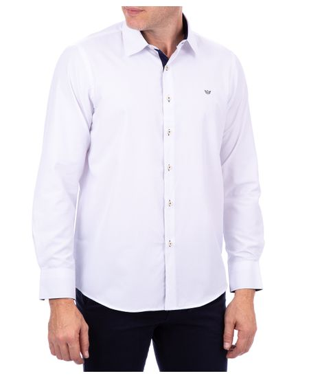 Camisa-Ml-Lisa-Mista-Branco