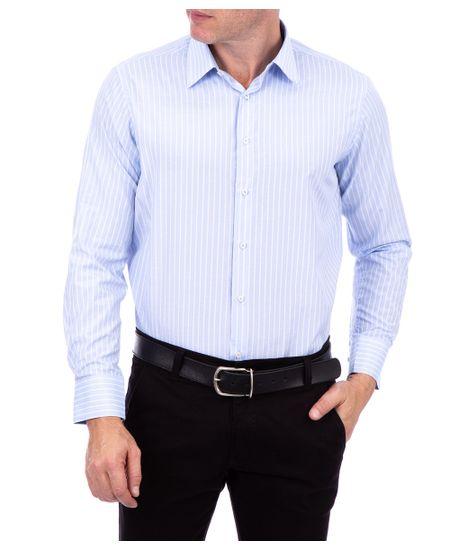 Camisa-Manga-Longa-Fio-Tinto-Azul-Claro