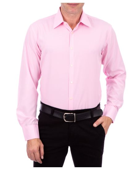 Camisa-Masculina-Mista-Rosa-Chiclete
