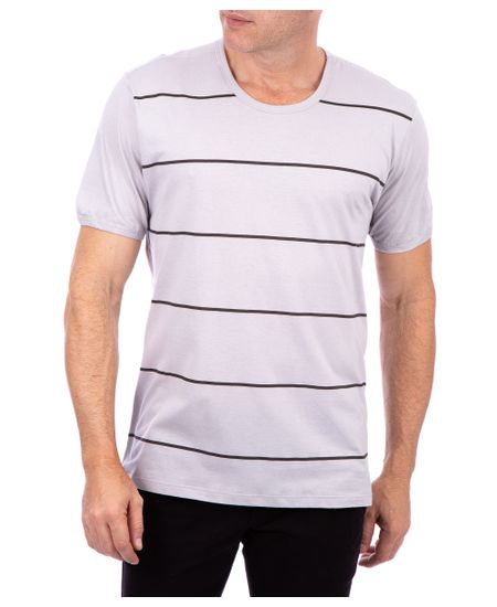 Camiseta-Manga-Curta-Listras-Cinza