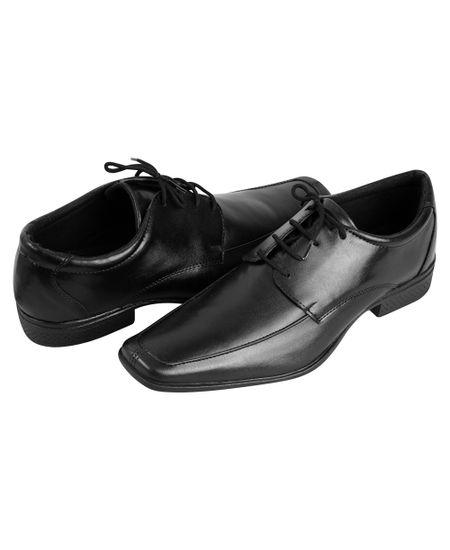 Sapato-Amarrar-Couro-Sintetico-Preto